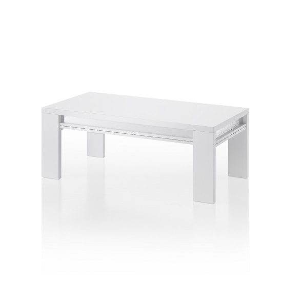 Claire Coffee Table In White High Gloss And Steel Effect_3