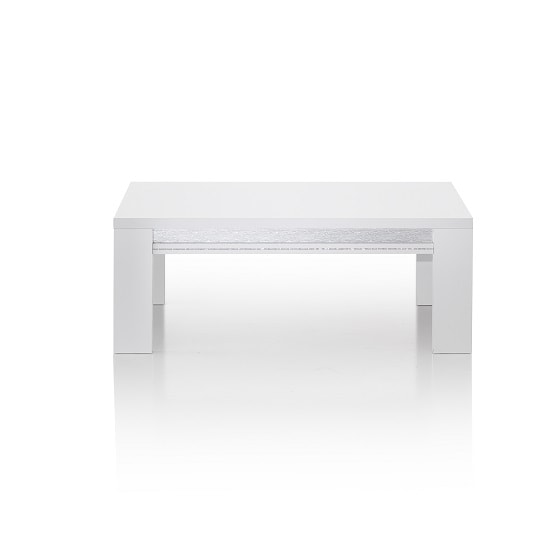 Claire Coffee Table In White High Gloss And Steel Effect_5