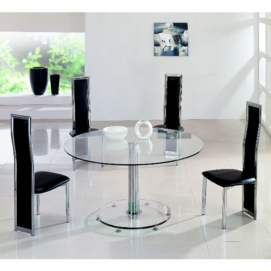 Glass Table And 6 Chairs - Compare Prices, Reviews and Buy at