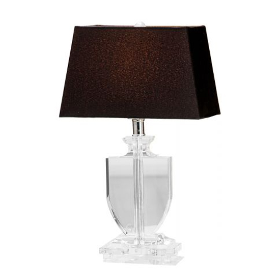 Cleara Table Lamp In Black_2