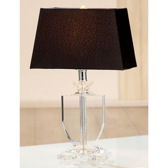 Cleara Table Lamp In Black_1