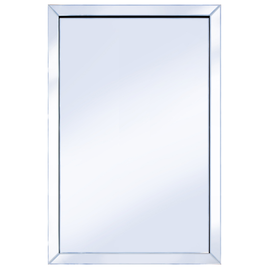 Brilliance 120x80 Rectangle Wall Mirror