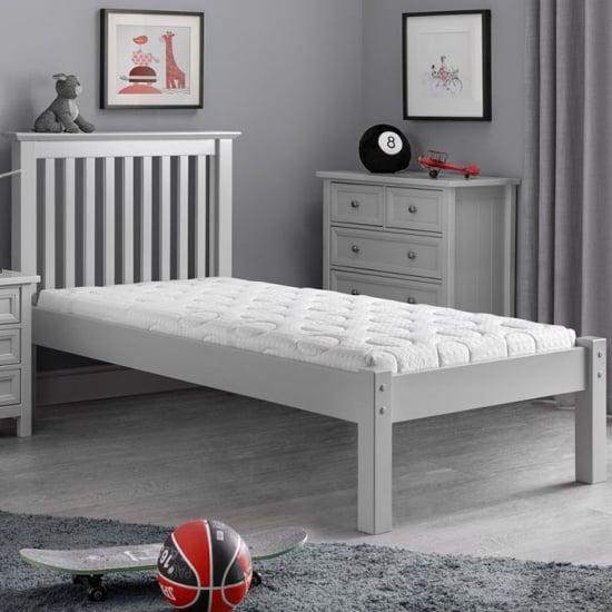 View Cleburne reflex roll-up tencel single mattress