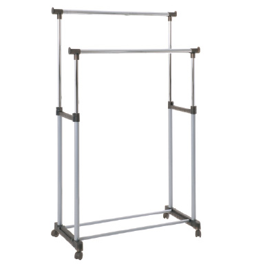 clothes railing 44732 - 6 Tips While Choosing A Wardrobe With Hanging Storage