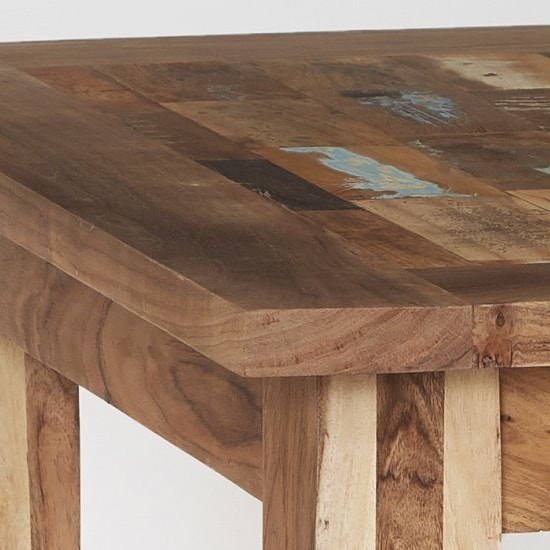 Coburg Wooden Dining Table Rectangular In Reclaimed Wood_2
