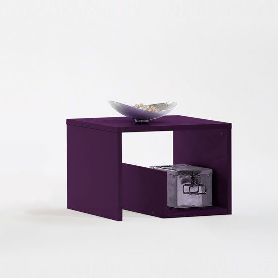 coffee Mike purple - How to buy best coffee tables with kids?