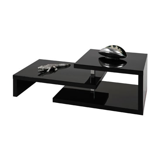 Buy High Gloss Coffee Table, Furniture In Fashion
