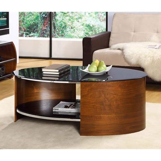 A Perfect Example Of Round Coffee Table Interior Types