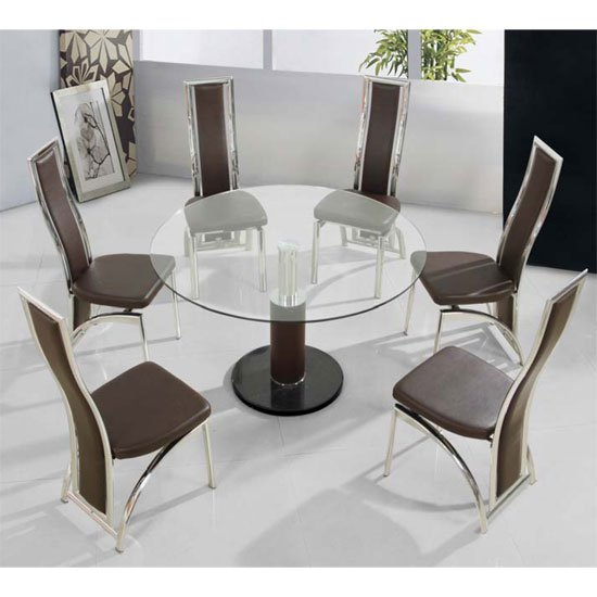 comaBr din 6Chcgo - Spectacular Small Round Dining Tables for Small Kitchens