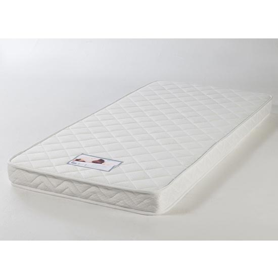 Comfort Care Reflex Foam Single Mattress In White