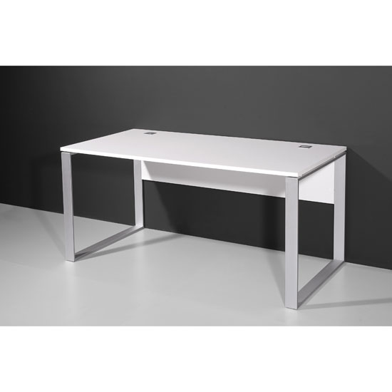 White Computer Desk