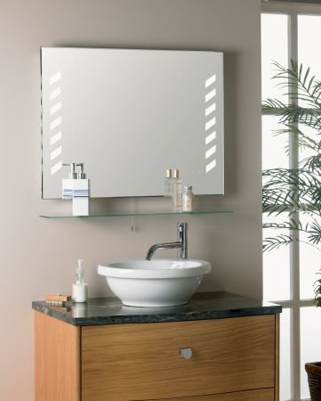 contemporary bathroom wall mirrors el kvarEnd - New Bathroom Vanity Basins Offer Contemporary Style