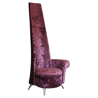 Luxury Mulberry Potenza Chair, FWM206