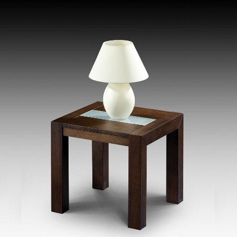 Madrid Wenge Lamp Table