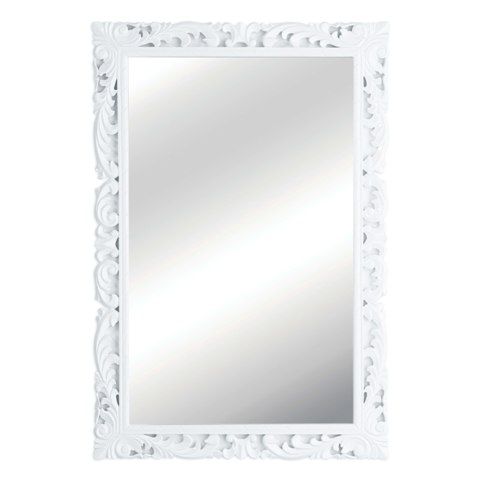 White framed mirror picture of frames for White framed mirror
