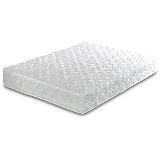 View Cool blue pocket 1000 memory foam super king size mattress