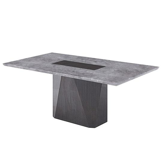 Copenhagen Marble Rectangular Dining Table