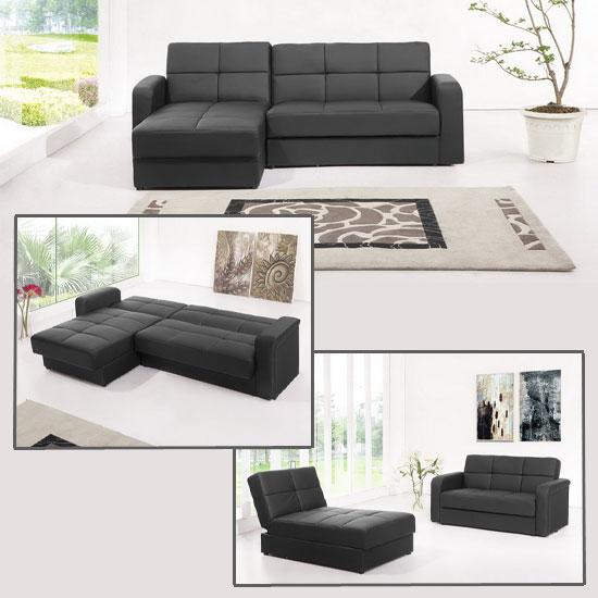 corner sofa beds black floridaSofaBlk - Benefits of Sofas With Storage Spaces