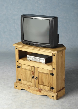 Corona Wooden TV Cabinet