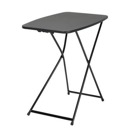 Cosco Adjustable Height Activity Table In Black_2