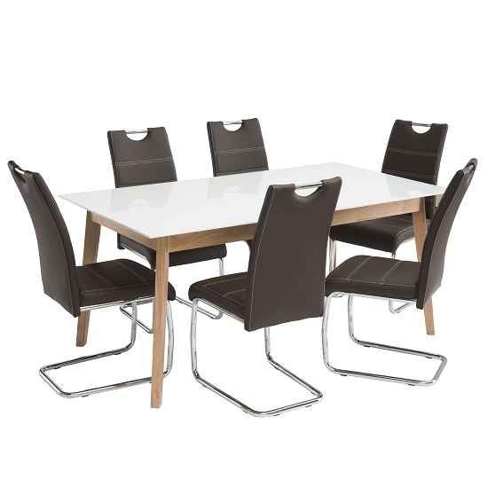 Cosmo Glass Dining Table Price Comparison From