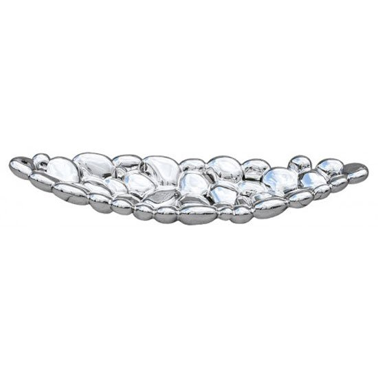Platinum Bubble Tray Large