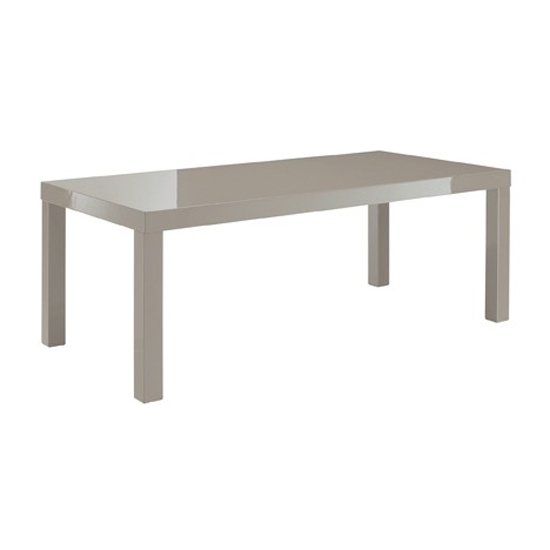 Curio Stone High Gloss Finish Coffee Table_1