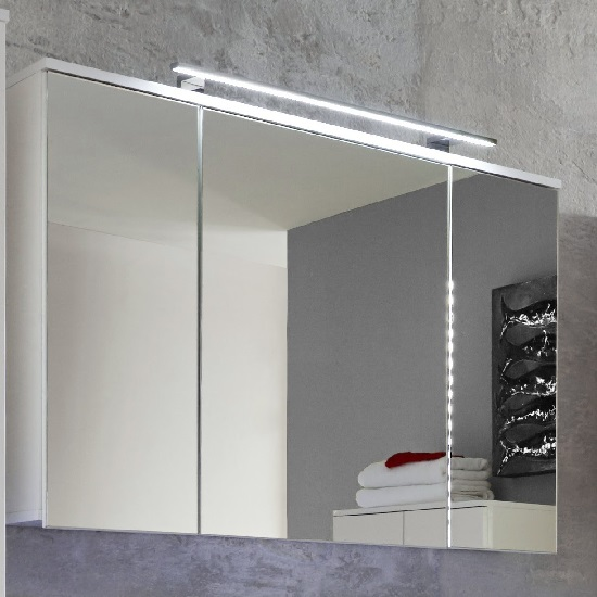 bathroom cabinets dale mirrored wall cabinet white high gloss with 2