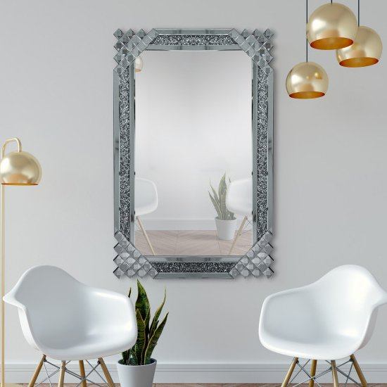 Danielo Designer Rectangular Wall Mirror