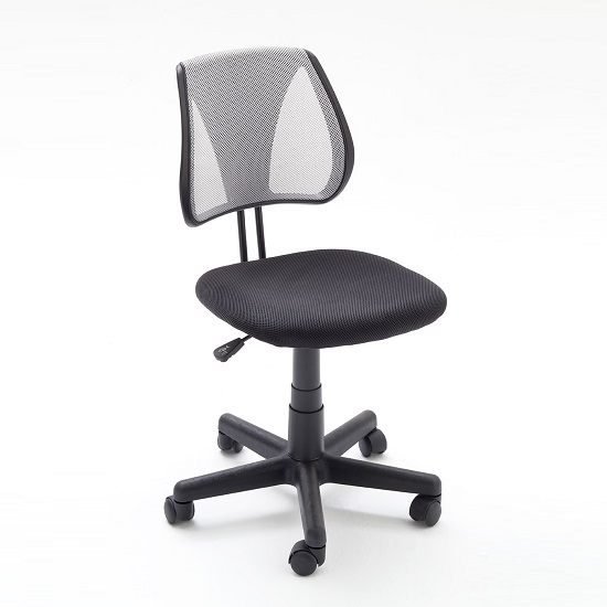 furniture home office chairs datsun home office chair in silver