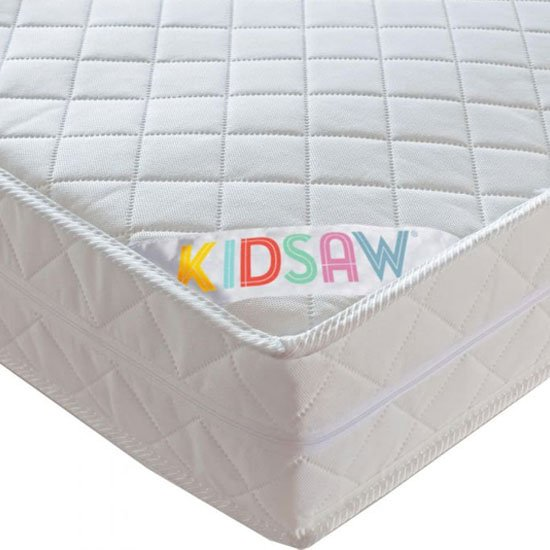 Deluxe Kids Quilted Sprung Single Mattress_2