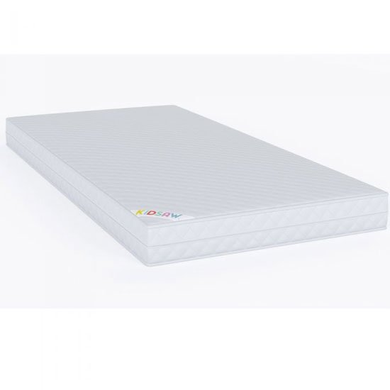 Deluxe Kids Quilted Sprung Single Mattress_1