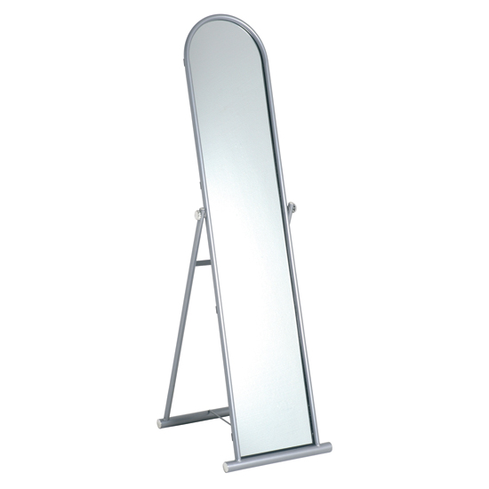 Buy modern bedroom mirror furniture in fashion for Long standing mirror