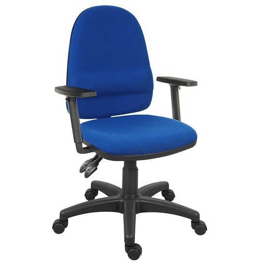 Dessau High Back Operator Chair With Twin Lever Mechanism_1