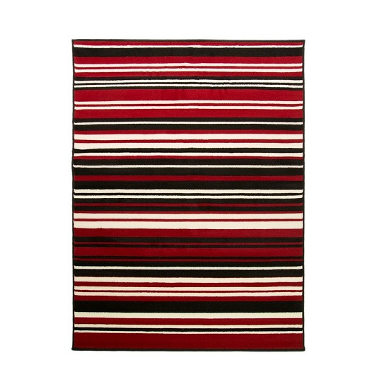 Element Canterbury Red And Black Rug
