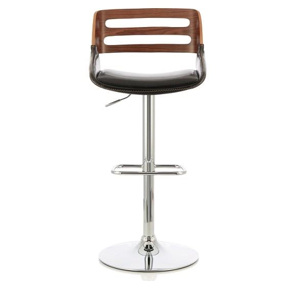 View our great range of bar stools in leather, fabric and wooden with gas lift action
