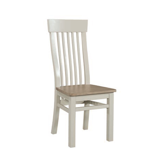Empire Stone Painted Dining Chair