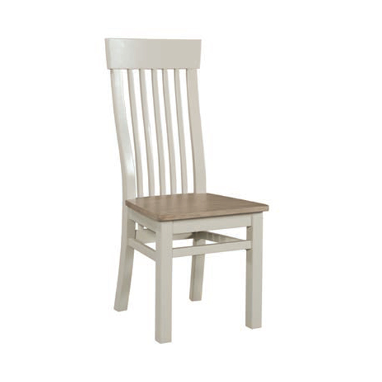 Empire Stone Painted Medium Dining Set With 4 Dining Chairs_3