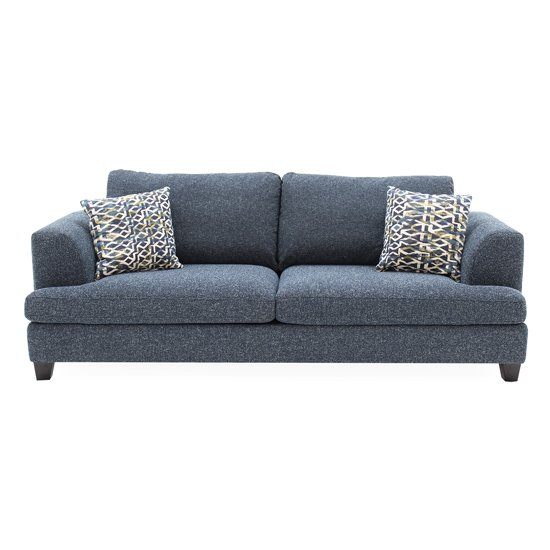 Etta Fabric Upholstered 3 Seater Sofa In Blue_1