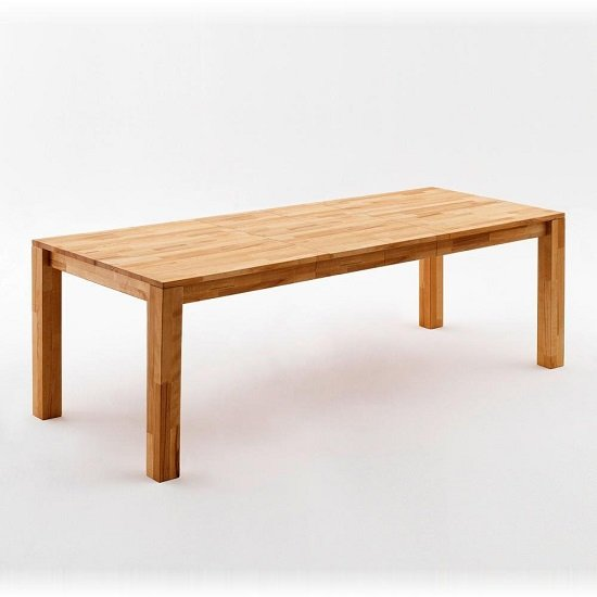 Ettrick Extendable Dining Table Extra Large In Beech Heartwood_2