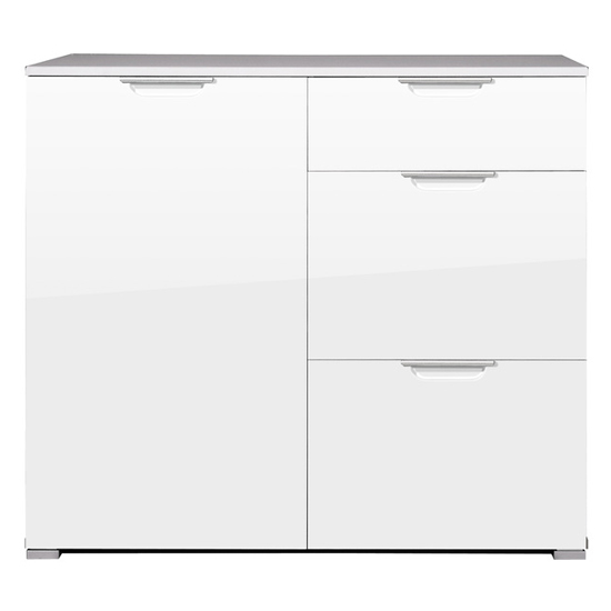 Event Chest Of Drawers In White High Gloss_2