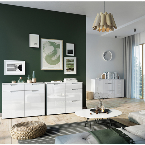 Event Chest Of Drawers In White High Gloss_3