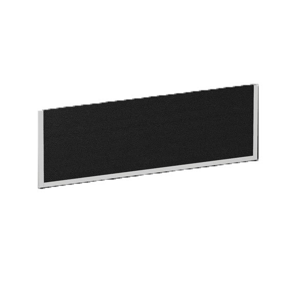 Evolve Small Bench Screen In Black With White Frame_1