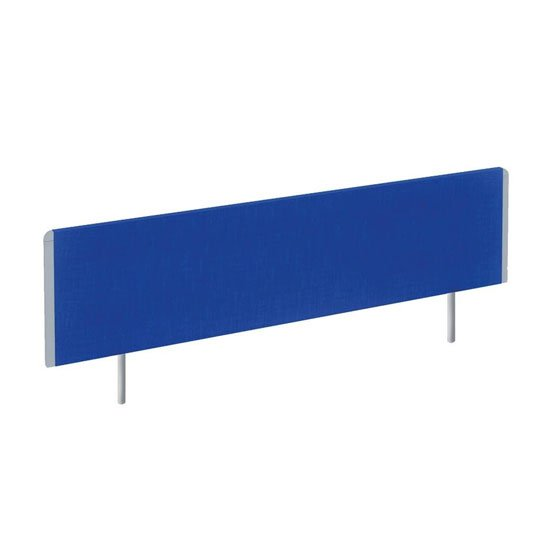 Evolve Small Bench Screen In Blue With Silver Frame_1