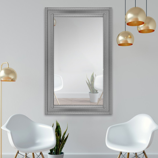 Faro Designer Rectangular Wall Mirror