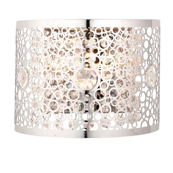 Fayola Wall Light In Silver_1