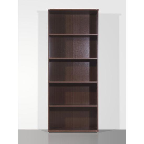 Profi Wenge 4 Shelves Filing Cabinet