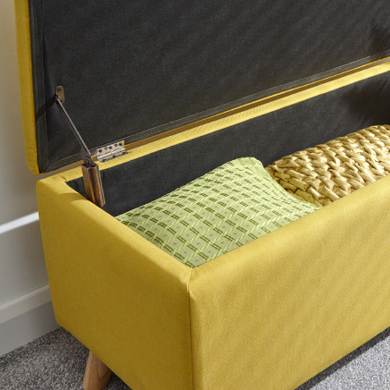 Finch Fabric Ottoman Storage Unit In Yellow_3
