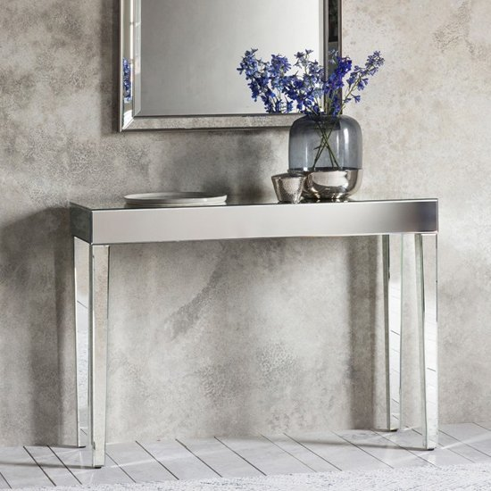 Florence Mirrored Console Table_1