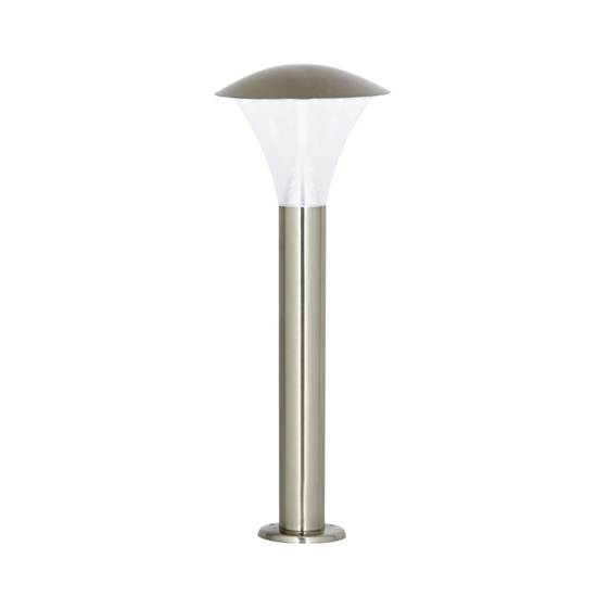 Francis Floor Lamp In Chrome